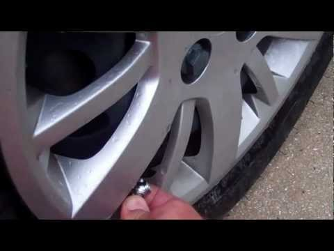 Tire pressure monitoring system (TPMS) Chevy Cobalt