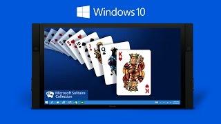 Microsoft Solitaire XBOX Windows 10 con Logan