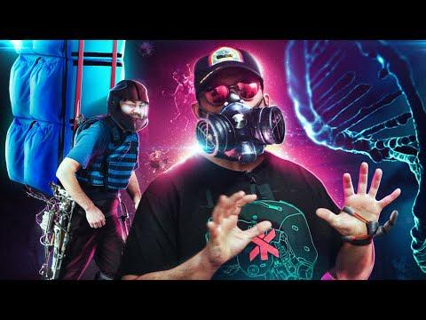 Presente Cyberpunk Distópico