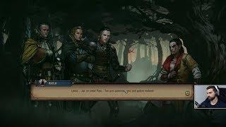 Witcher Thronebreaker #10 - Śmierć wiewiórkom! Eldain