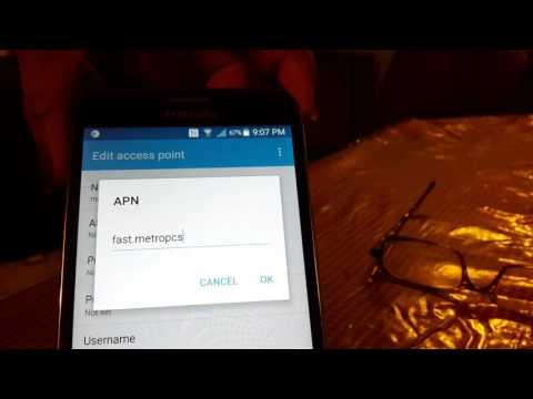 Configuracion para Internet 4G LTE Y Fotos de MetroPCS by Kclaudio