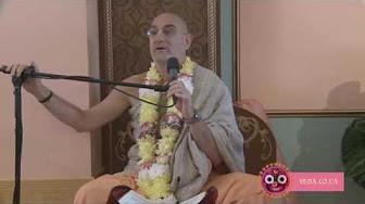 Шримад Бхагаватам 3.9.22 - Бхакти Видья Пурна Свами