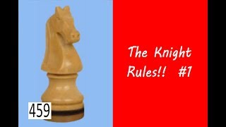 The Knight Rules! ¦ Bobby Fischer 'More witchcraft than Chess!'