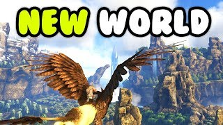 Brand NEW Adventure Starts Now! (Ark Survival Evolved)