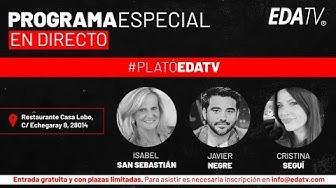 Imagen del video: Programa especial con preguntas del público a Javier Negre, Isabel San Sebastián y Cristina Seguí