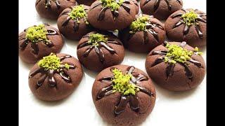 Çikolata Aşkına Bir Kurabiye Bu Kadar mı Lezzetli Olur-Yanardağ Kurabiye-Bera Tatlidunyasi