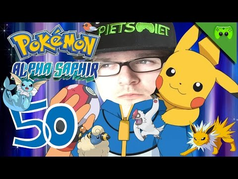 POKEMON # 50 - Kyogre «»  Let's Play Pokemon Alpha Saphir | HD