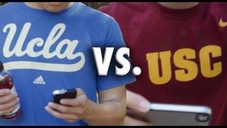 UCLA vs. USC (skit) - Who Wins?