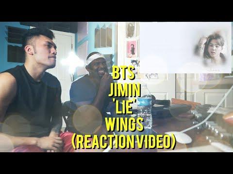 BTS - Jimin - 'Lie' - Wings (Reaction Video)
