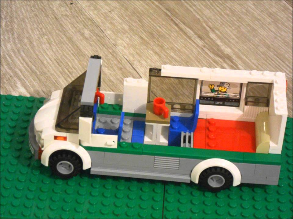 lego camping car. Black Bedroom Furniture Sets. Home Design Ideas