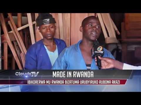 CLOUDS TONIGHT:IBIKORESHO BY'UBUBAJI MURI MADE IN RWANDA .