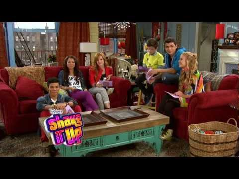 "Disney's ""Shake It Up"" Cast: Question & Answer"