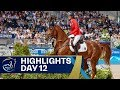 History made at Jumping and Driving finals! | Day 12 | FEI World Equestrian Games 2018