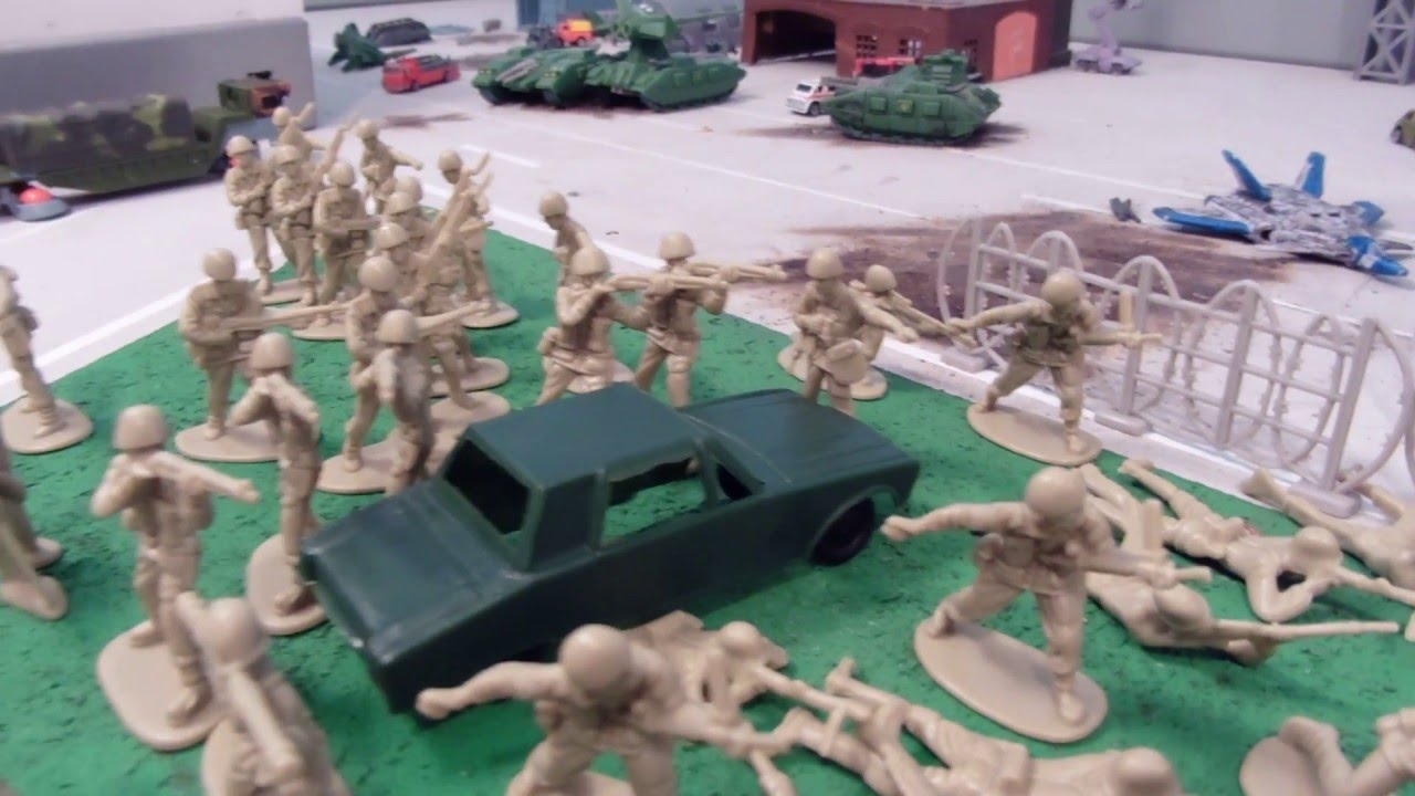 army men review