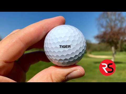TIGER WOODS' GOLF BALL REVIEW!