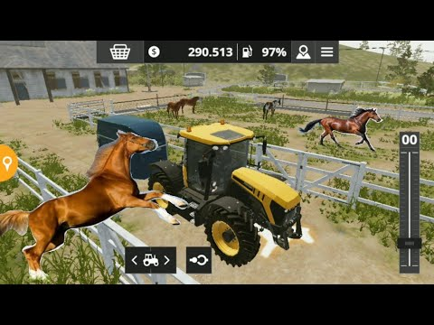 Feed Cows Easily   Farming Simulator 20   FS 20 guides how to!