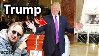 President Donald Trump Asks Me a Car Question and More