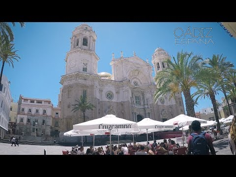 Follow David in Cádiz, Spain - GoPro Gimbal Walkthrough