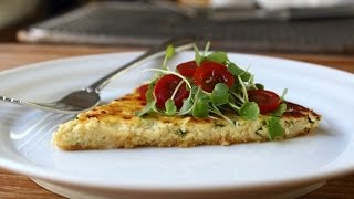 Savory Ricotta Tart - Easy Herbed Ricotta Pie Recipe