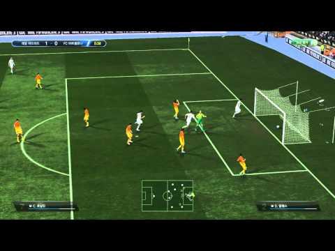 FIFA ONLINE 3 Play 피파온라인3 플레이영상