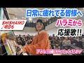 【日々頑張るあなたへ】SHISHAMOさんの「明日も」で川崎のみなさまを応援してみた❗️【ハラミからの応援歌】