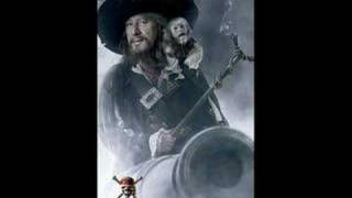 Pirates Of The Caribbean Barbossa Is Hungry