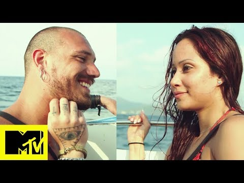 Andrea ci prova con Jessica S. l'ex di Gianmarco | Ex On The Beach Italia (episodio 5)