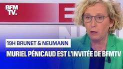 Muriel Pénicaud face à Éric Brunet et Laurent Neumann