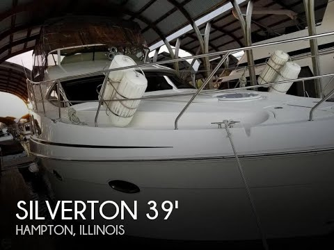 [UNAVAILABLE] Used 2006 Silverton 38 SPORT BRIDGE in Hampton,, Illinois