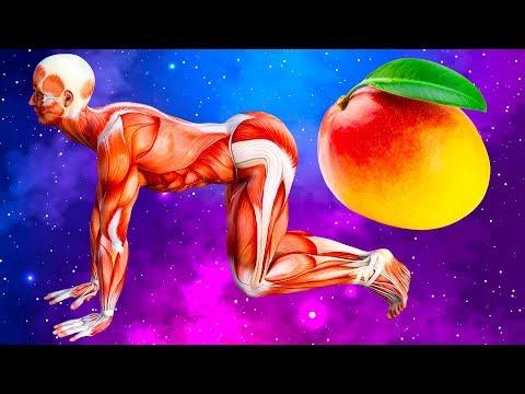 Что будет, если съедать по одному манго в день