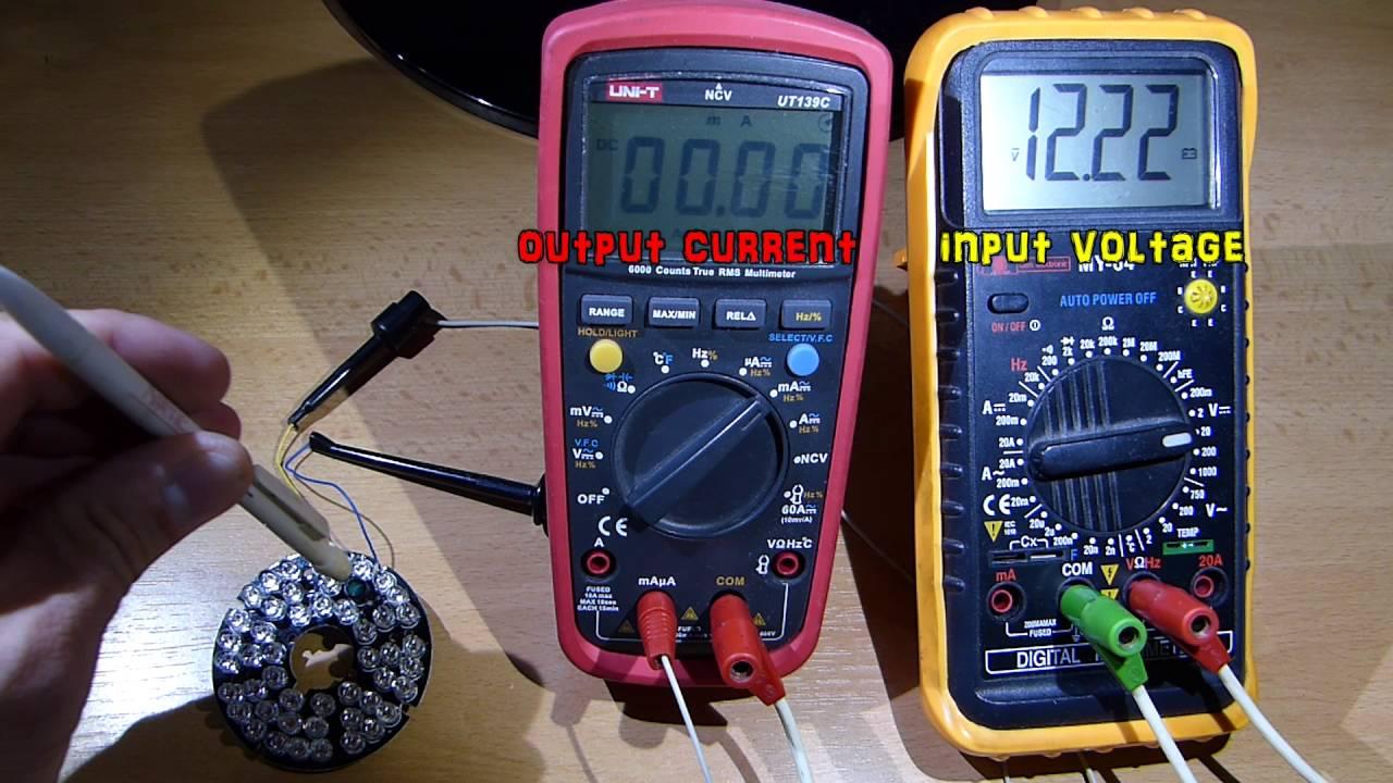 48 LED IR Infrared Illuminator 60 Degree Bulb Board For CCTV Security Camera PN