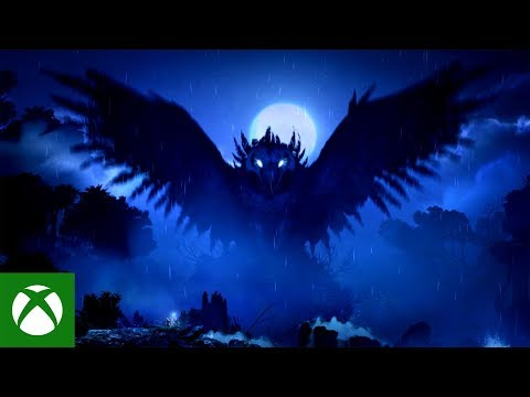 Ori and the Blind Forest - New Trailer