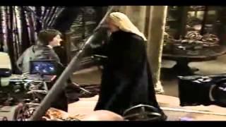 Съёмки фильма Гарри Поттер и Тайная комната