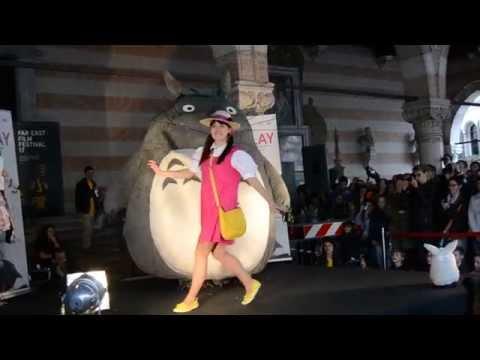 Far East Film Festival - Cosplay Contest - Totoro