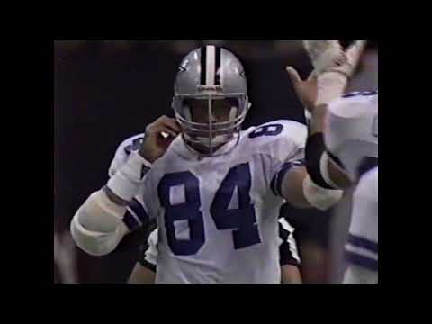 Washington Redskins vs Dallas Cowboys 1991 MNF WK 2