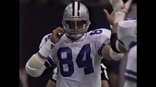 Washington Redskins vs Dallas Cowboys 1991 MNF WK 2