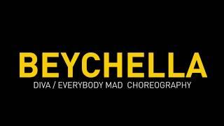 Beyoncé - Diva / Everybody Mad (Coachella 2018 Choreography)