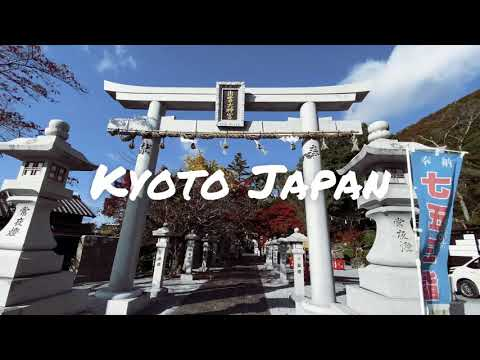 Kyoto Japan | The best power spot in Kyoto