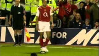 Arsenal - Everton 7-0