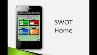 Mobile App For SWOT Analysis