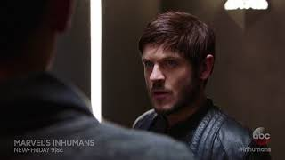 Maximus Unlocks a Dangerous Inhuman – Marvel's Inhumans Sneak Peek