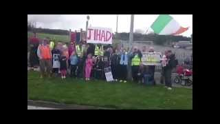 Irish Protesters Halt Irish Water Ltd.'s Installation of Water Meters