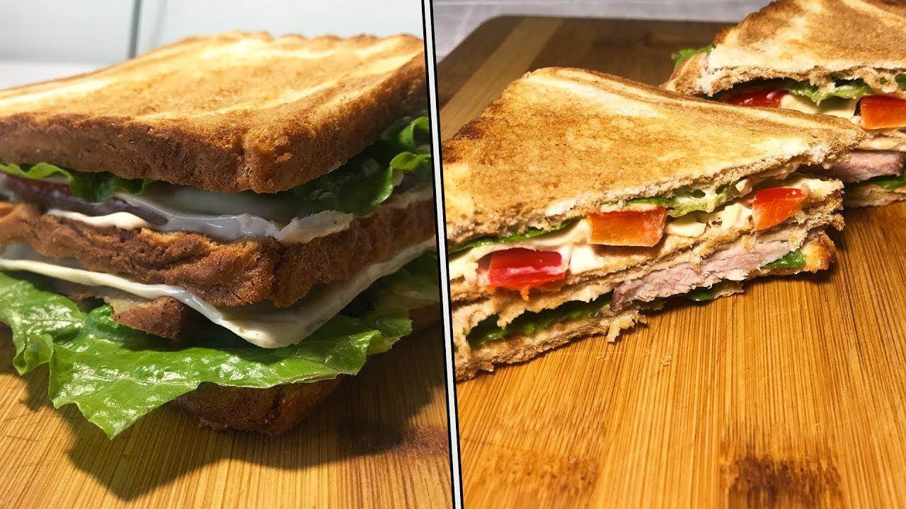 Сэндвич рецепт в домашних условиях с фото