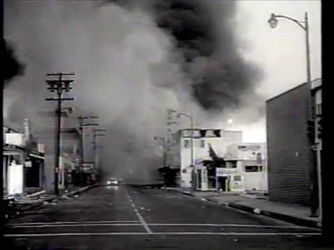 Watts Riots in 1965