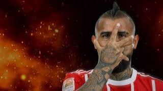 The incredible story behind Arturo Vidal's mentality - Oh My Goal