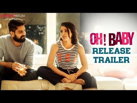 Oh Baby Release Trailer | Samantha Akkineni | Naga Shaurya | Nandini Reddy | Mickey J Meyer Mp3