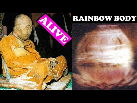 Buddhist Monks Superpowers: Rainbow Body, Levitation, Immortal Monks