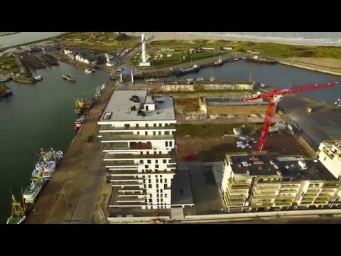 Waterfront City Oostende by Versluys Bouwgroep