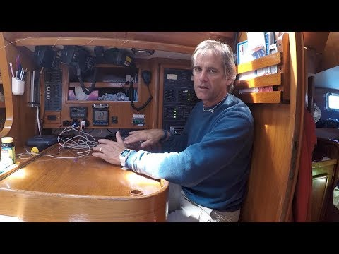 Navigation Gear and Electronics for a Cruising Sailboat