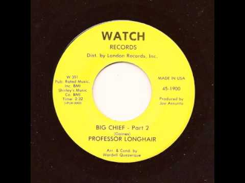 PROFESSOR LONGHAIR - Big Chief Parts 1 & 2 - WATCH